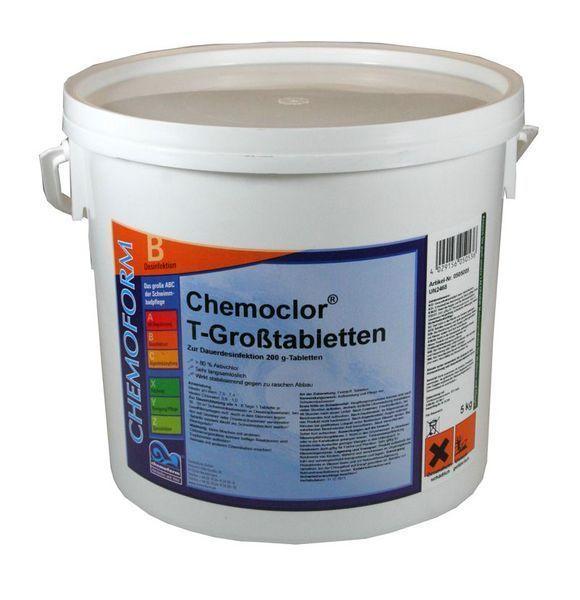 Кемохлор -Т-Таблетки